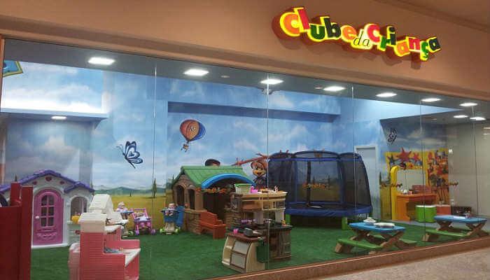 Franquias do Sul - Clube da Criança