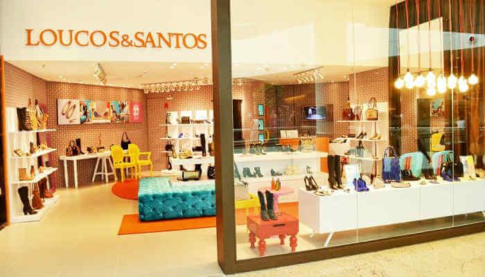 Franquias do Sul - Loucos e Santos