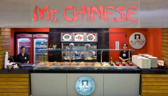 Franquias do Sul - Mr Chinese
