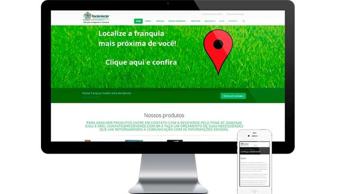 Franquias até R$ 100 mil - Rede Verde