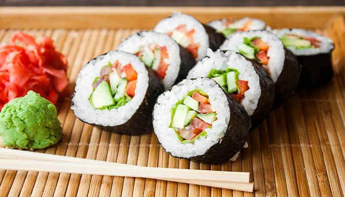 Franquias do Sul - Sushi Namoto
