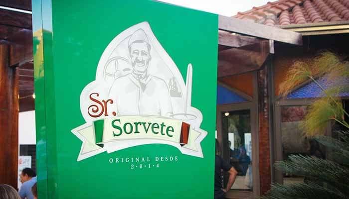 Franquia Sr. Sorvete