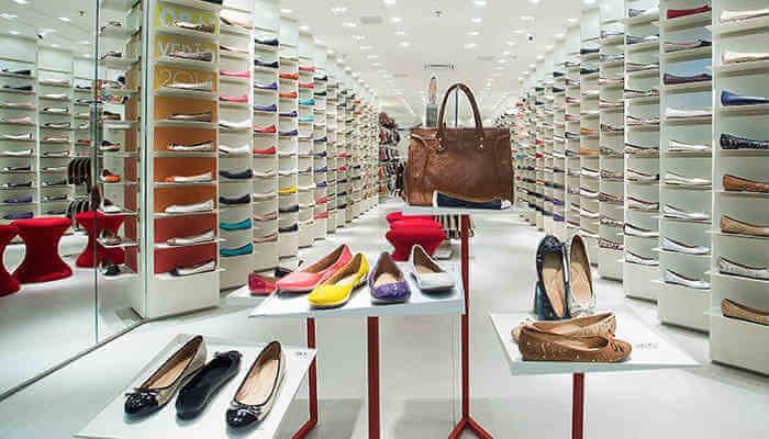 Franquias de calçados - Anacapri