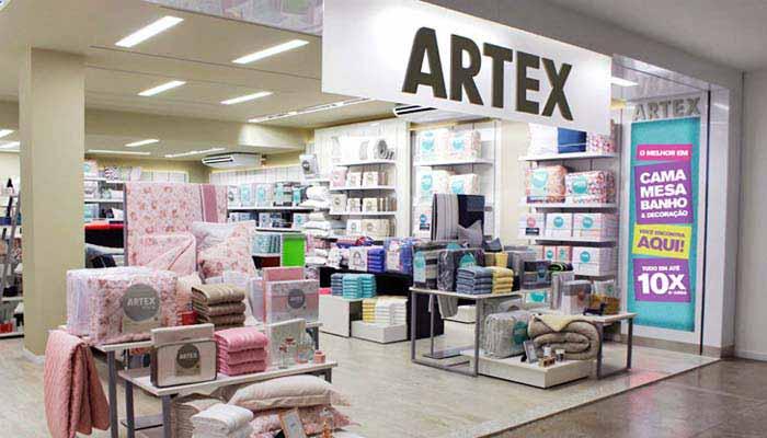 Franquias de móveis - Artex