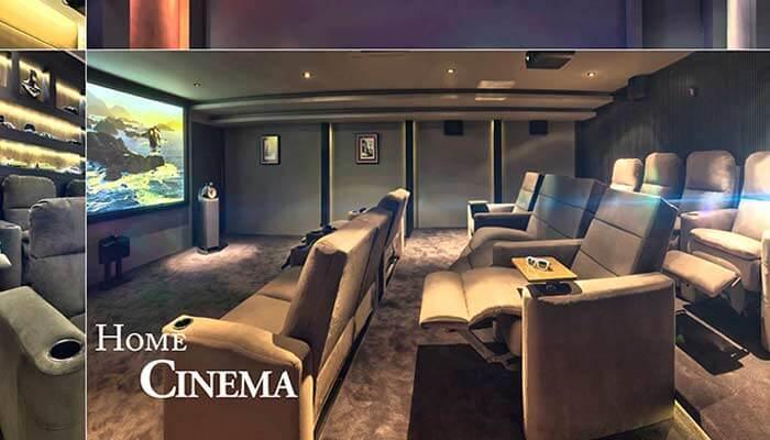 Franquias de móveis e colchões - Casa de Cinema