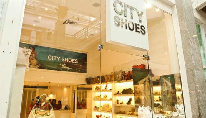 Franquias de calçados - City Shoes