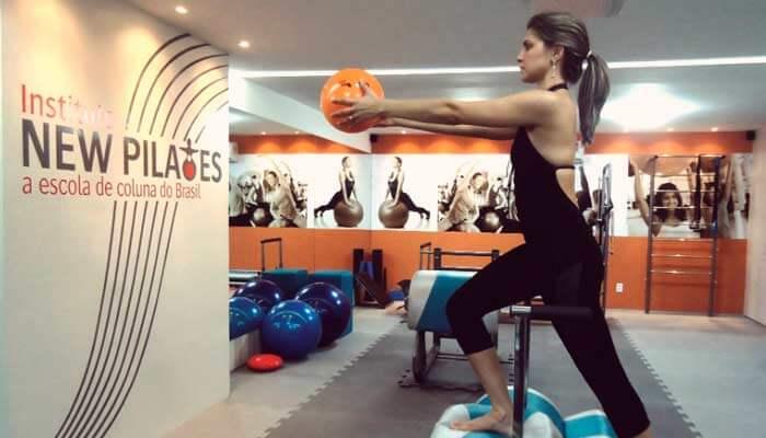 Franquias de academia - New Pilates