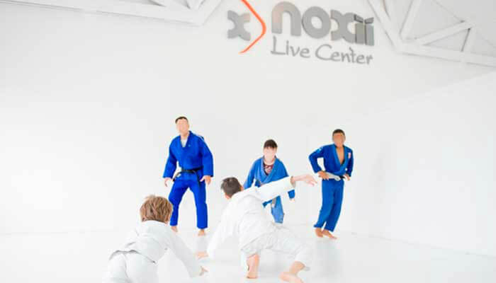 Franquias de academia - Noxii Live Center