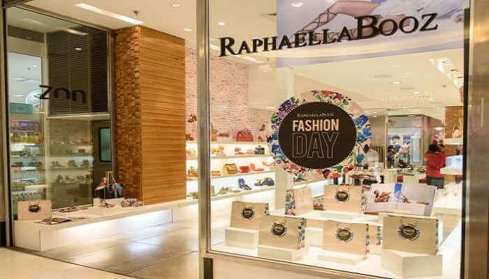 Franquias de calçados - Raphaella Booz
