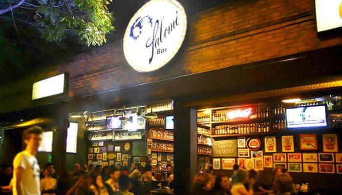 Franquias em locais alternativos - Salomé Café Bar