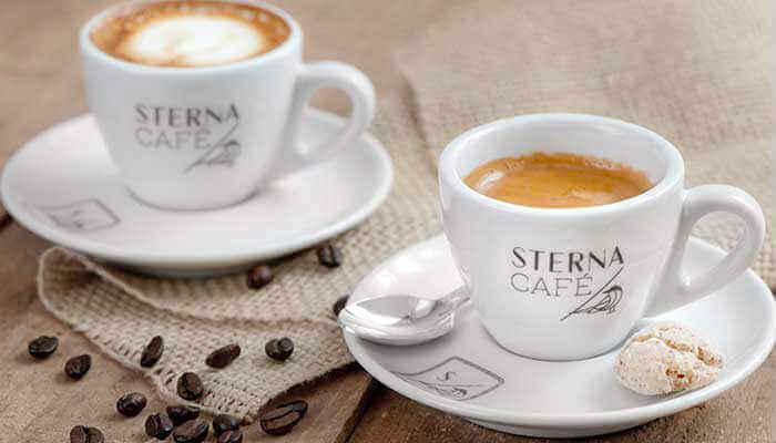 Franquias em locais alternativos - Sterna Café
