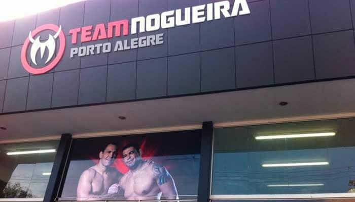 Franquias de academia - Team Nogueira