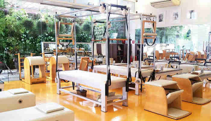 Franquias de academia - The Pilates Studio Brasil
