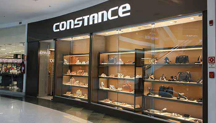 Franquias de calçados - Constance