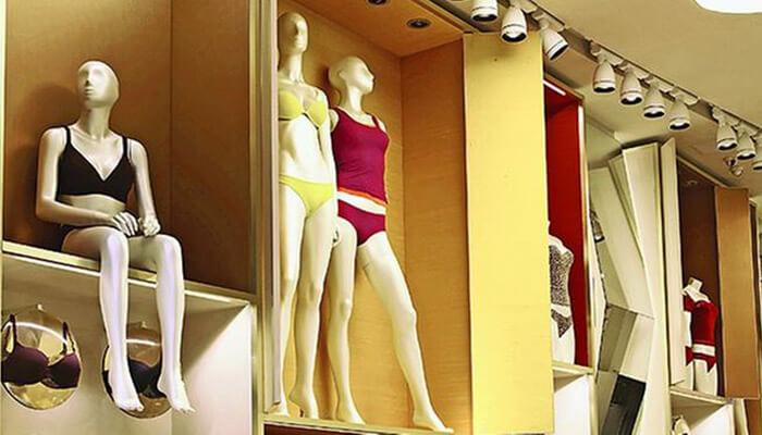 Loja virtual de lingerie vira foco de consumidores