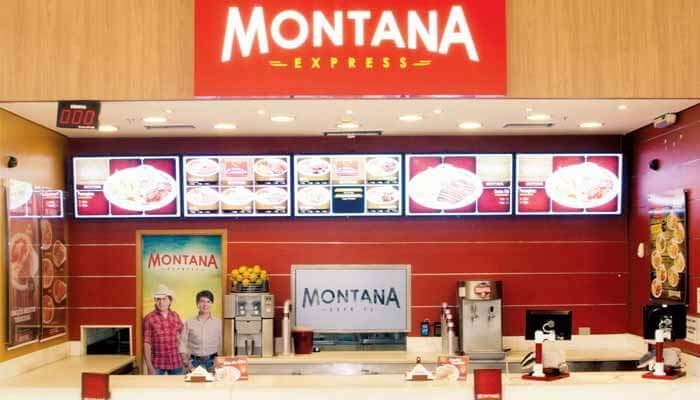 Franquia certa - Montana Grill