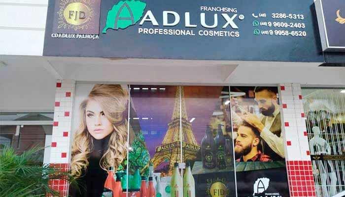 Franquia barata - Adlux