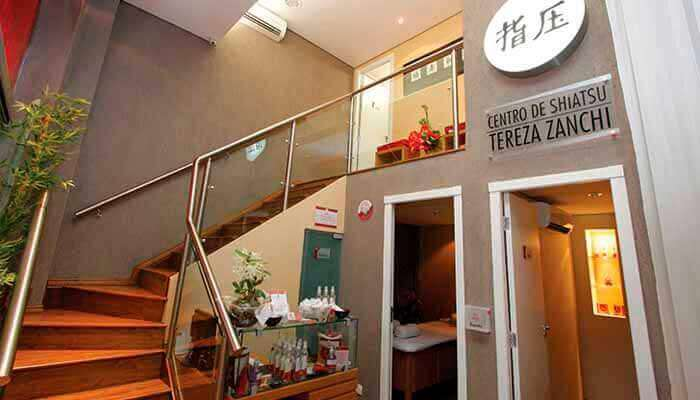 Franquias de saúde - Centro de Shiatsu