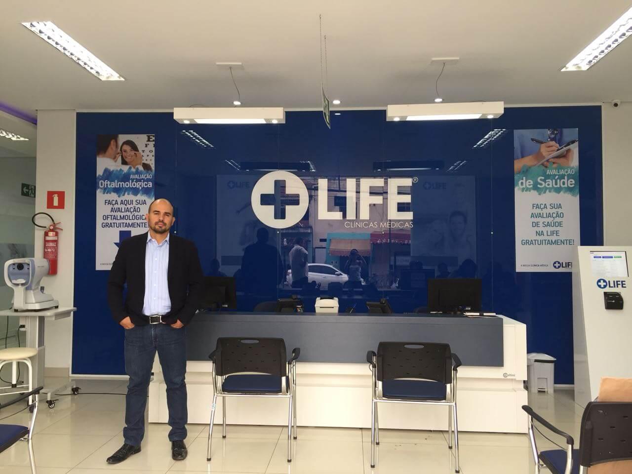 Franquias de clínicas - Life Clínicas