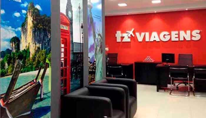 Franquias home office TZ Viagens
