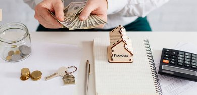 Franquias que parcelam o investimento inicial