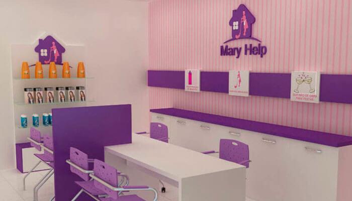 Feira da ABF 2018 - Mary Help
