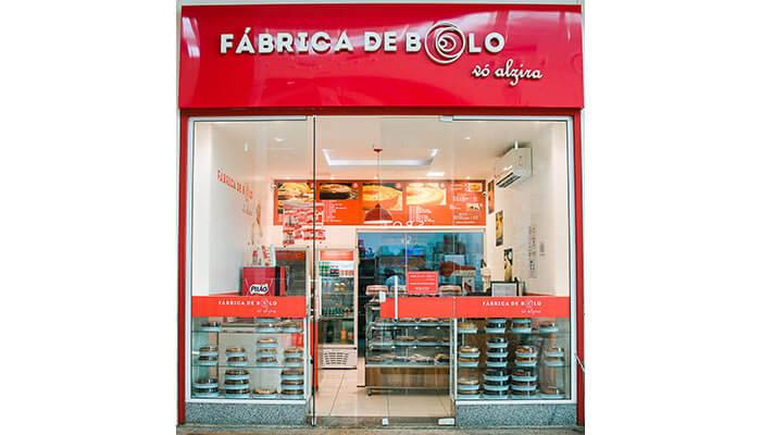 Franquia de bolo caseiro - Fábrica de Bolo Vó Alzira