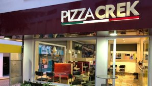Franquia de pizzaria - Pizza Crek