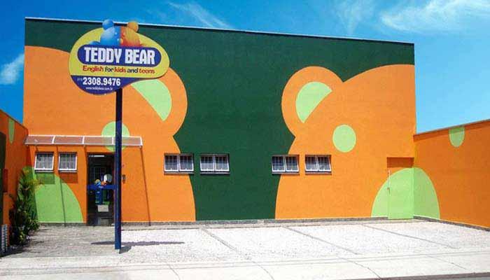 Franquias para crianças - Teddy Bear
