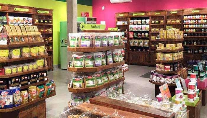 Franquias de alimentação saudável - Ponto Natural