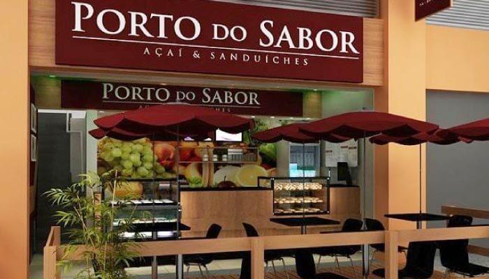 Franquias de alimentação saudável - Porto do Sabor