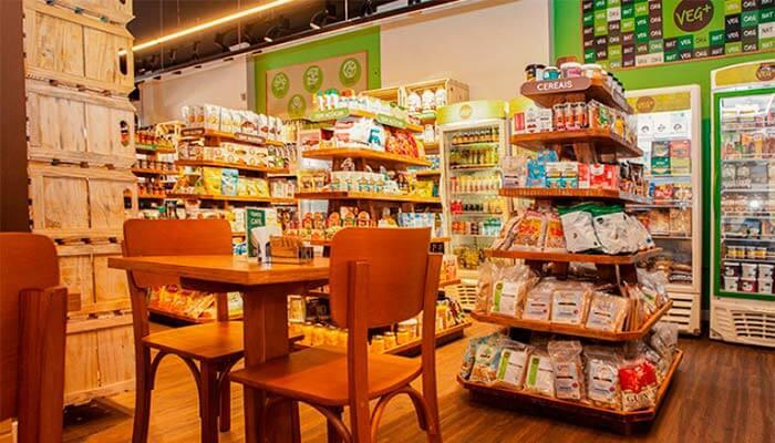 Franquias de alimentação saudável - Veg Mais