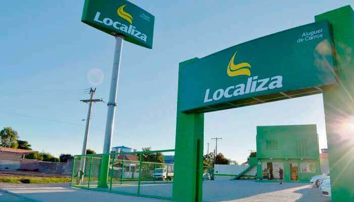 Franquia Localiza Rent a Car