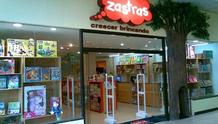 Franquias experientes - Zastras Brinquedos