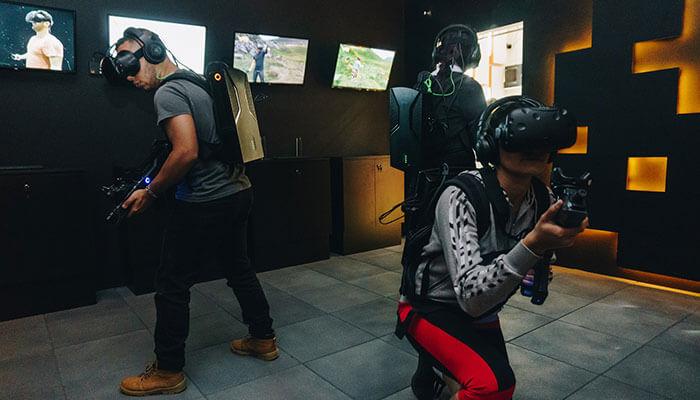 Franquias com negócios lucrativos - VR Gamer
