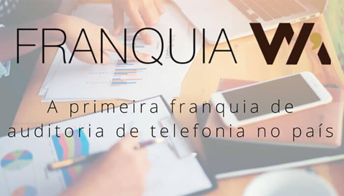 Franquias novas - Weaudit