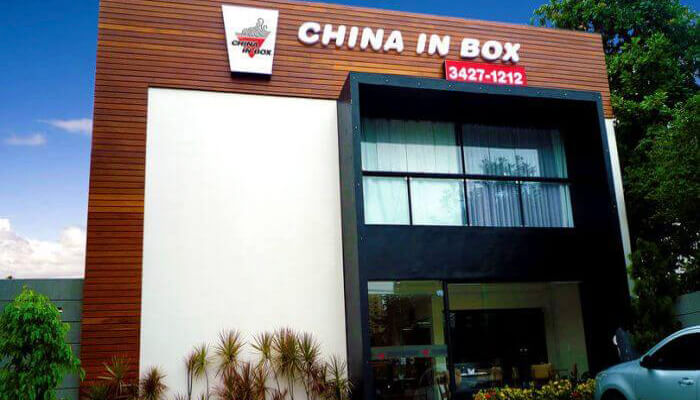 Franquias que faturam mais de 100 mil - China in Box