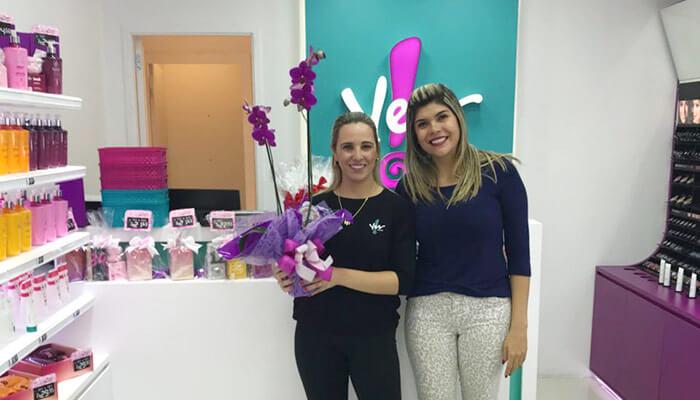 Franquia Yes Cosmetics abre unidade em Marília