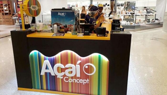 abf franchising expo 2018 açai concept