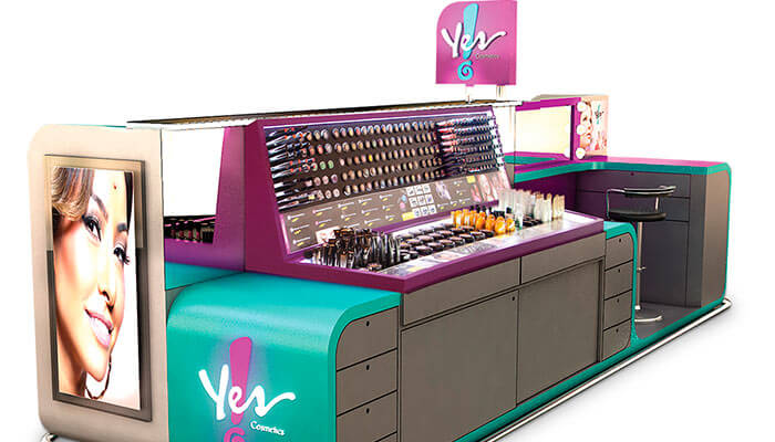 abf franchising expo 2018 yes cosmetics