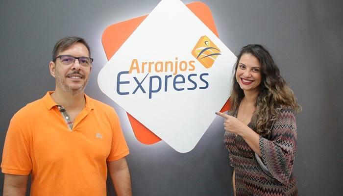 Arranjos Express em Recife