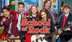 Franquia School Rock