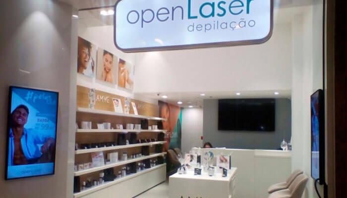 Franquias que buscam parceiros - Open Laser