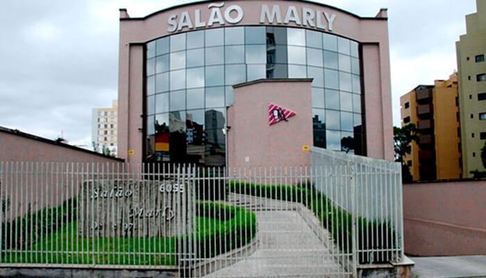 Franquias de beleza - Salão Marly