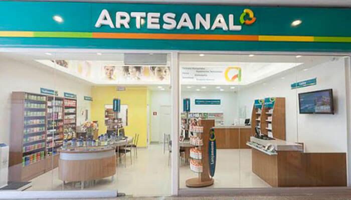Franquias em minas ferais - Farmacia Artesanal