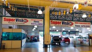 Franquias de serviços automotivos - Super Visão