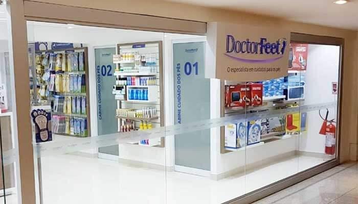 Franquias de serviços para idosos - Doctor Feet