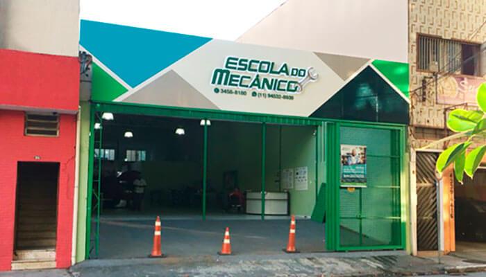 Franquias com alta lucratividade - Escola do Mecânico