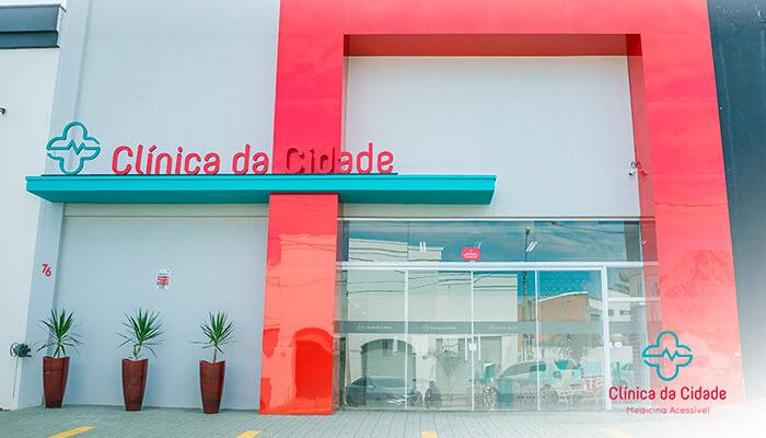 Franquias de clínicas - Clínica da Cidade