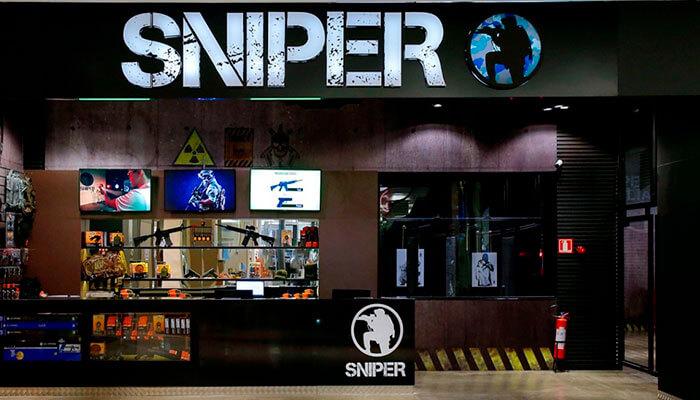 Franquias com negócios lucrativos - Sniper